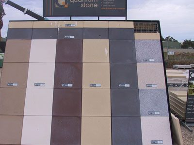 Concrete Products Amp Quantum Stone Pavers In Adelaide Ideal